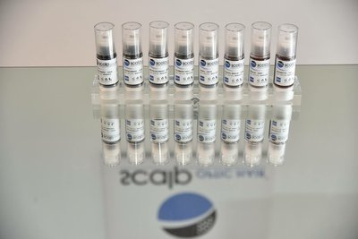 Scalp Optic hair Pigmenten